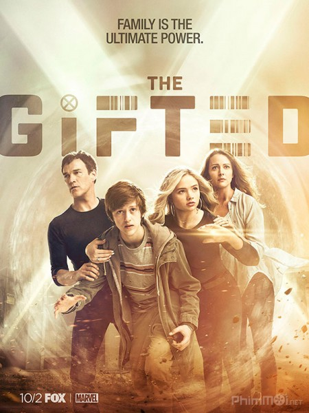 the gifted poster recensione