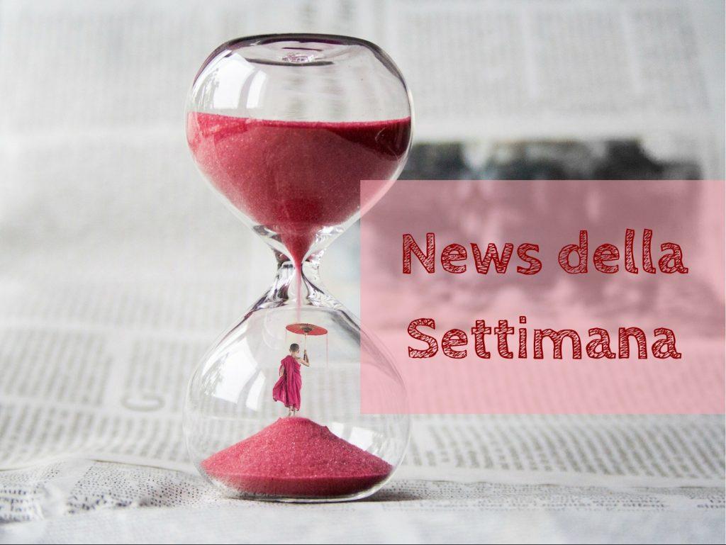 news della settimana