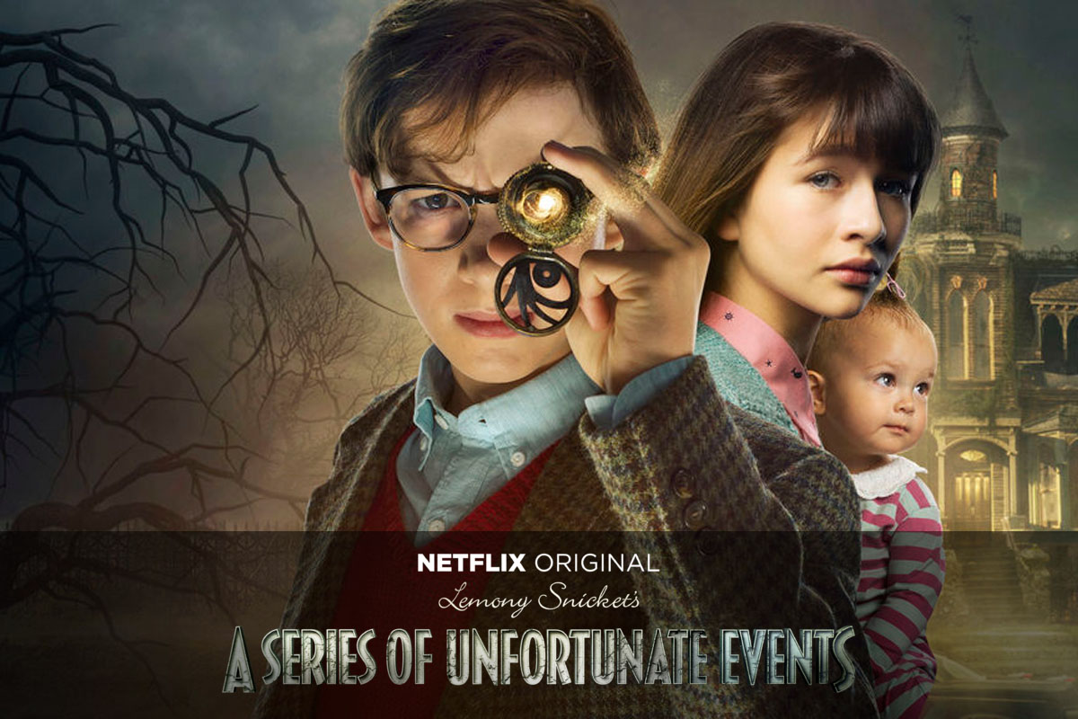 seriescape a series of unfortunate events