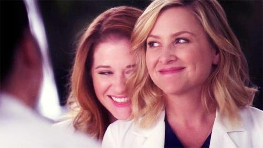 news grey's anatomy arizona april