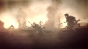 violet evergarden guerra