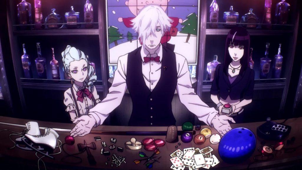 death parade giochi recensione anime