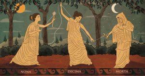 death parade parche mitologia