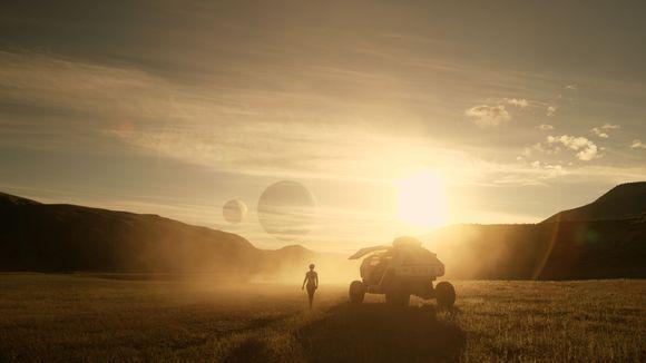 lost in space recensione panorama pianeta