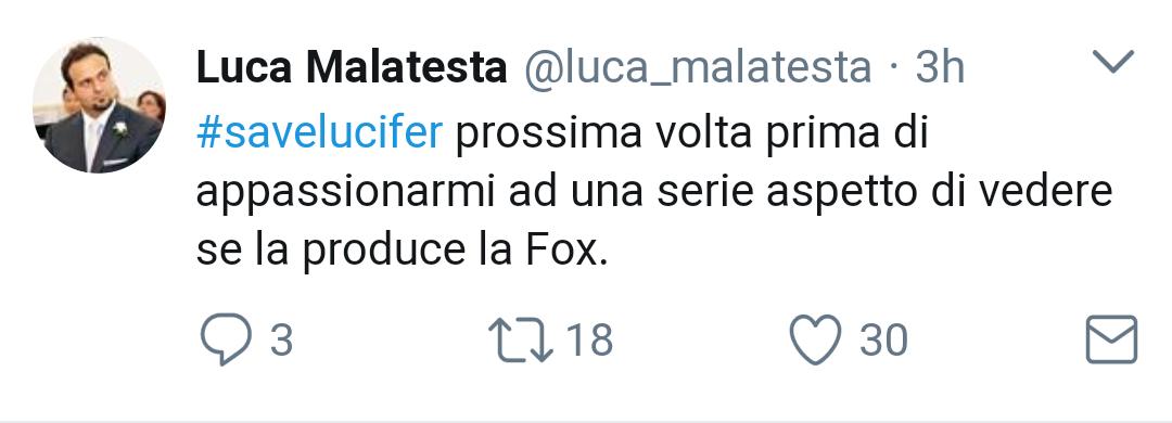 news lucifer fox #savelucifer
