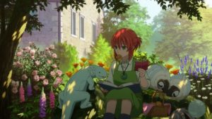 the ancient magus' bride sleigh beggy