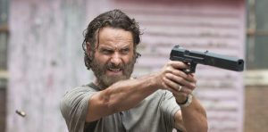 News Andrew Lincoln the Walking Dead Rick Grimes