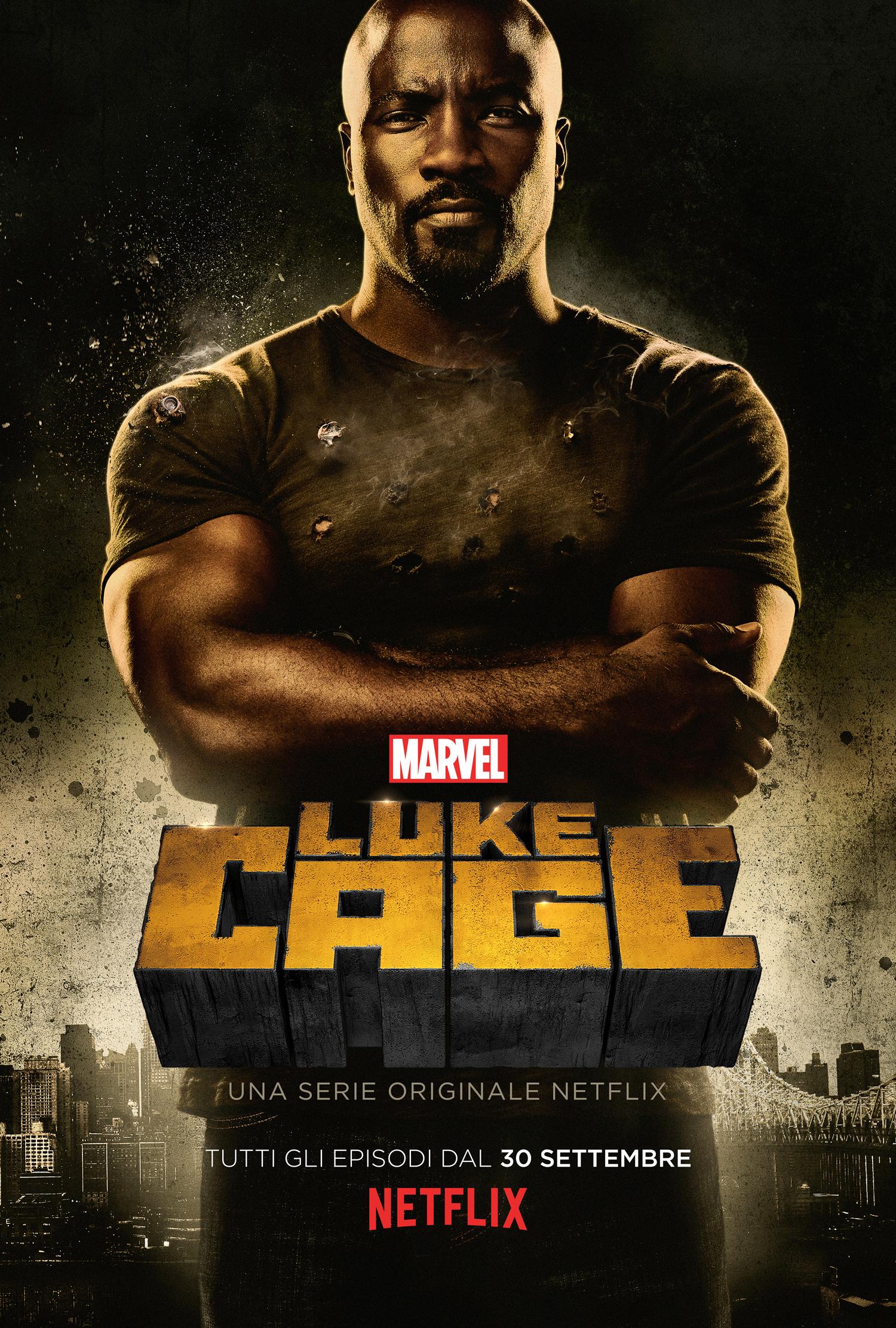 luke cage recensione