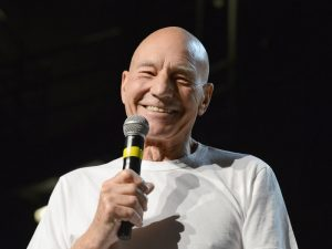 news patrick stewart star trek spin off