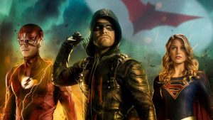 news arrowverse crossover the flash supergirl arrow