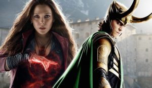 news loki scarlet witch marvel serie