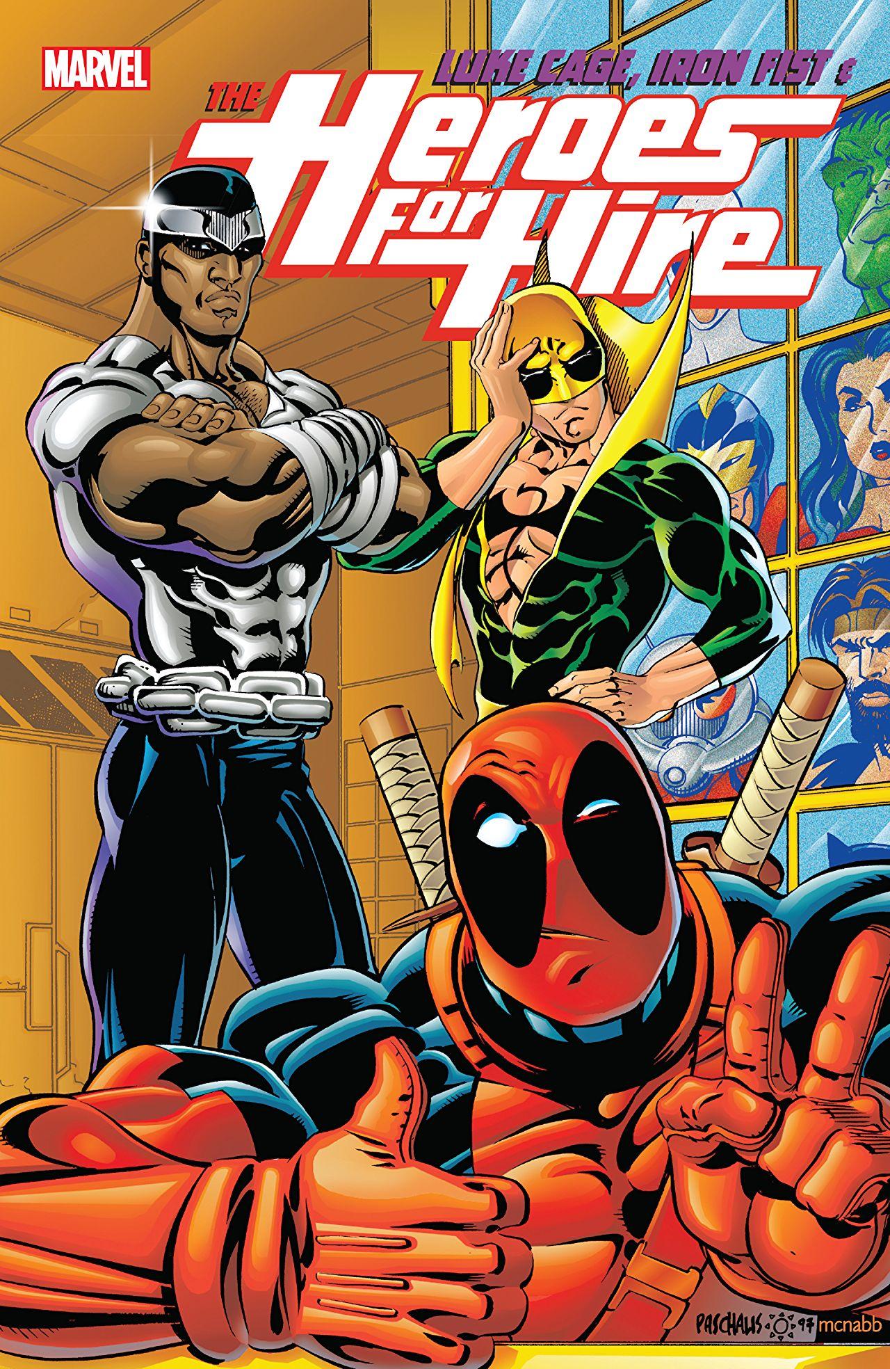 news marvel netflix luke cage iron fist heroes for hire eroi in vendita