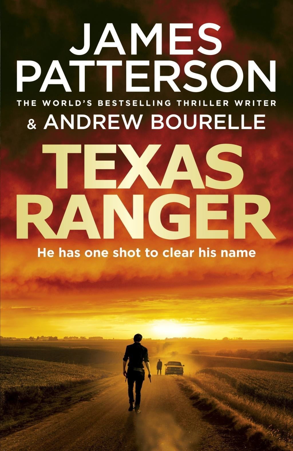 news texas ranger patterson