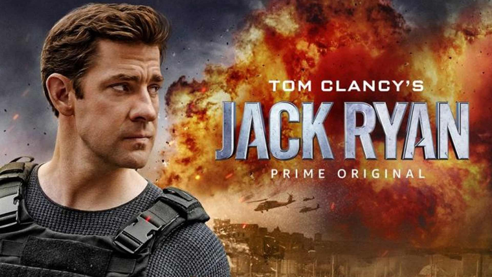 tom clancy's jack ryan wallpaper